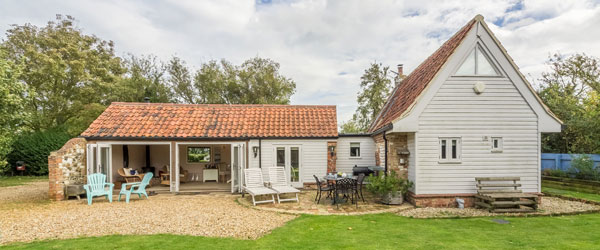 Norfolk Hideaways - Hope Cottage, Thornham